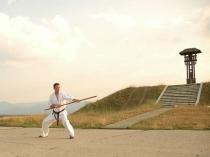 Kata bo karate kyokushin sibiu