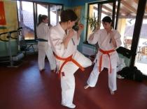 antrenament karate kyokushin slimnic