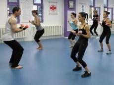 body workout sibiu