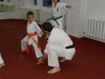 karate sibiu antrenament