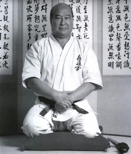 istoric kyokushin masutatsu oyama