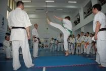 seminar karate kyokushin martie 2012