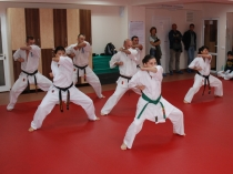 seminar karate kyokushin sibiu
