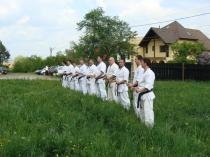 stagiu karate kyokushin cisnadioara