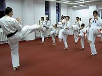 video karate kyokushin sibiu
