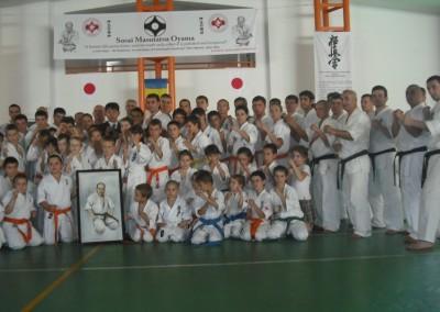 Seminar de vara Karate Kyokushin 2009