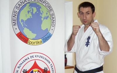 Karate intre arta si sport