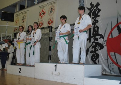 Campionat Karate Kyokushin, martie 2012