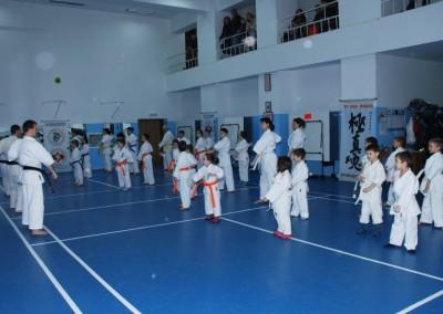 Seminar Karate Kyokushin, martie 2012