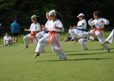Antrenament Karate Kyokushin