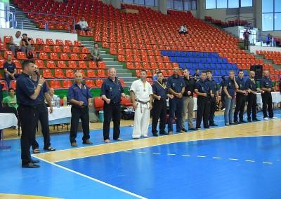 Campionat International Karate Sibiu