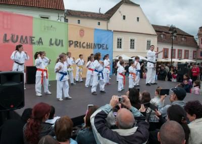 Demonstratie 1 Iunie 2014