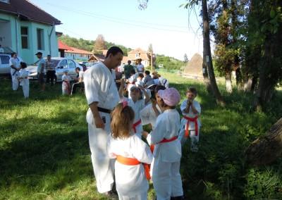 Tabara de primavara, Cisnadioara,  2013