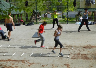 Bootcamp Workout Baile Olanesti