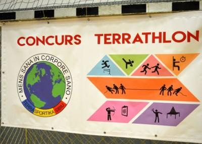 Concurs TERRATHLON 2016