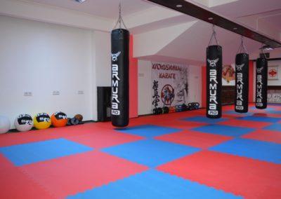 4 sala karate kyokushin