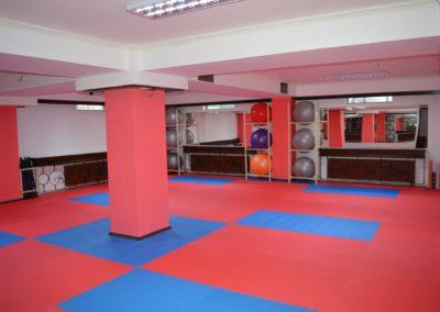 a sala aerobic