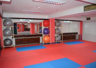 b sala aerobic