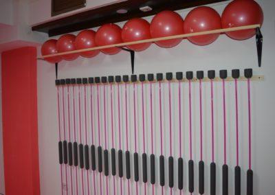 h sala aerobic