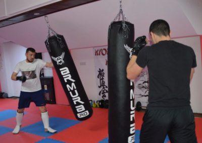 Kickboxing Sibiu